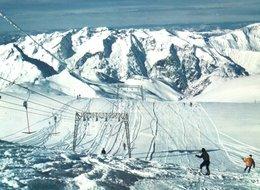 LES DEUX ALPES : Le Glacier Du Jandri Et Le Grand Rochail (3050m) - Autres Communes