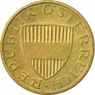 Monnaie, Autriche, 50 Groschen, 1982, TTB, Aluminum-Bronze, KM:2885 - Autriche