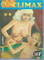 BD CLIMAX   N° 9  -    19.. - Erotismo (Adulti)