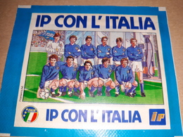 Ip Con L'italia Bustina Chiusa Con Figurine - Stickers