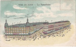 Vues De PARIS - La Samaritaine - Mehransichten, Panoramakarten