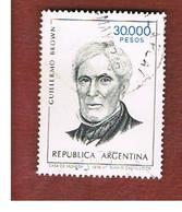ARGENTINA - SG 1668  - 1980 GUGLIELMO BROWN     -   USED ° - Argentina