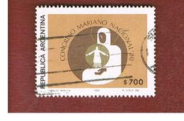 ARGENTINA - SG 1688  - 1980 NATIONAL MARIAN CONGRESS   -   USED ° - Argentina