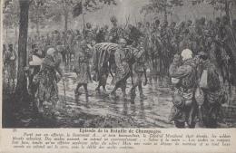 Militaria - Guerre 14-18 - Général Marchand - Régiment De Spahis - Cachet Hôpital Militaire N° 43 - War 1914-18