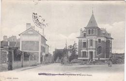 SAVIGNY-sur-ORGE - Place Faidherbe, à Grand-Vaux - Maison En Travaux - Savigny Sur Orge