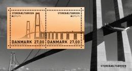 Denmark 2018  Europa Bruggen  Bridges  Br    Blok M/s    Postfris/mnh/neuf - Faeroër