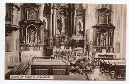Ukraine. Lviv, Lwow Region. Rawa-Ruska. Catholic Church. Internal View. - Ukraine