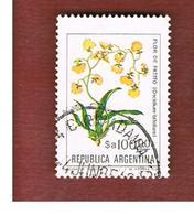 ARGENTINA - SG 1834  - 1983  FLOWERS: ONCIDIOM BIFOLIUM  -   USED ° - Argentina