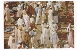 ASIA-1387  MEDINA : Carpet Market - Saudi Arabia