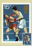 Grossbritannien  Great Britain 1980 - Boxen Boxing - MiNr 852 MK - Boxen