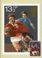 Grossbritannien  Great Britain 1980 - Rugby - MiNr 851 MK - Rugby