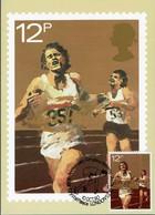 Grossbritannien  Great Britain 1980 - Laufen Running - MiNr 850 MK - Leichtathletik