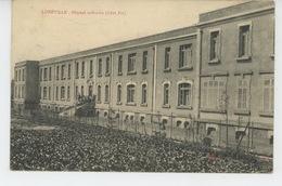 LUNEVILLE - Hôpital Militaire - Luneville