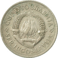 Monnaie, Yougoslavie, 2 Dinara, 1976, TTB, Copper-Nickel-Zinc, KM:57 - Joegoslavië