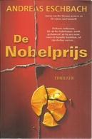DE NOBELPRIJS - ANDREAS ESCHBACH - Horrors & Thrillers