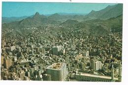 ASIA-1395  JEDDAH :  An Aerial View 0f Mecca City - Saudi Arabia