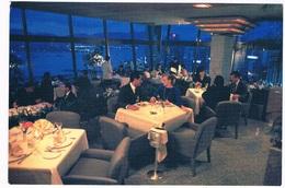 ASIA-1399  HONG KONG : The Park Hotel , Parc 27 Restaurant Overlooking The Hong Kong Harbour - China (Hong Kong)