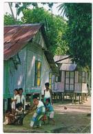 ASIA-1403  SINGAPORE : Malay Kampong - Singapore