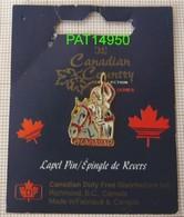 CANADA  INDIEN à CHEVAL - Villes