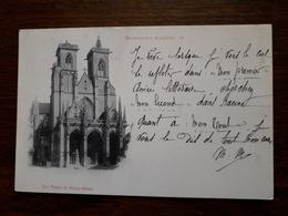 Semur En Auxois. Les Tours De Notre Dame - Semur