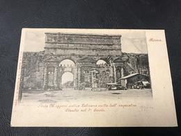 274 - ROMA Porta Maggiore Antica Labicana Eretta Dall' Imperatore Claudio Nel I° Secolo - Castel Sant'Angelo