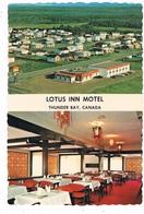 CAN-196   THUNDER BAY : Lotus Inn Motel - Ontario