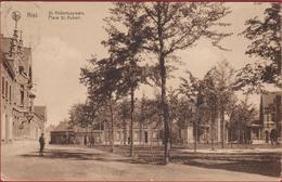 Niel St. Sint Hubertusplaats Place St Hubert Geanimeerd (Mini Kreukje) - Niel