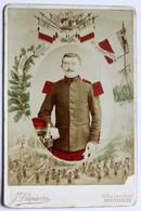 Photo Originale  Portrait Soldat 11 RI Régiment Infanterie Photo J. Despierre Montauban - Régiments