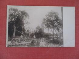 RPPC  To ID--  Wood Bridge   Ref 3061 - Postcards