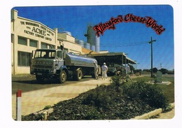 AUS-302   ALLANSFORD : Warambool Cheese And Butter Factory  ( Leyland Truck) - Australia