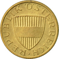 Monnaie, Autriche, 50 Groschen, 1980, TTB, Aluminum-Bronze, KM:2885 - Autriche