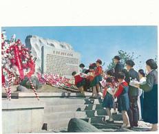 COREE DU NORD - Le Monument Aux Exploits Historiques De M. Kim Hyeung Djik - Korea, North