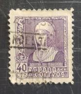 Type Isabelle N° 661 - 1931-50 Oblitérés