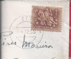 Obliteração Numérica 31 Utilizada Em Vila Nova De Cerveira. Numeric Obliteration 31. Rare. 2 Scn - Lettres & Documents