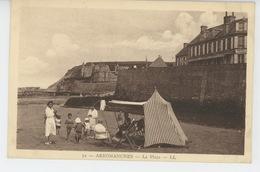 ARROMANCHES - La Plage - Arromanches