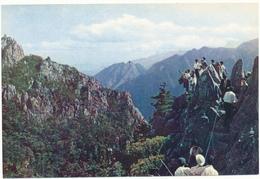 COREE DU NORD - Tcheunseundai Dans Les Monts Keumkang - Korea, North