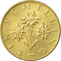 Monnaie, Autriche, Schilling, 1985, TTB+, Aluminum-Bronze, KM:2886 - Autriche