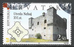 Croatia 2002. Scott #499 (U) Nehaj, 16th Cent, Fortress * - Croatie