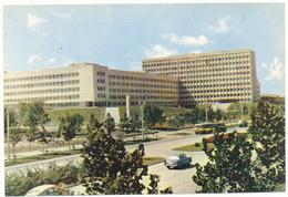 COREE DU NORD - Le Bloc N° 1 De L'Université Kim Il Sung - Korea, North