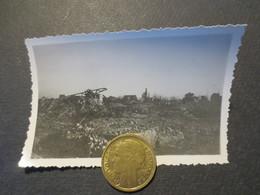 Le Havre - Photo Originale - Vue Vers Le Sud - Est De Notre Dame   - Bombardement 5 Septembre 1944 - TBE - - Places