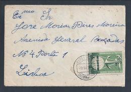 Rara Obliteração De Covas (Vª Nª Da Cerveira) 952.Stamp Da Otan/Nato.Rare Obliteration Of Covas (Vª Nª Da Cerveira) - 1910-... République