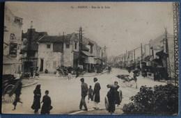 VIET-NAM   TONKIN   HANOI. Rue De La Soie.1924. - Vietnam