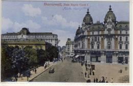 BUCURESTI PIATA REGELE CAROL I - Romania