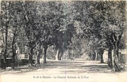 La Réunion - La Chaussée Nationale De St- Paul - Reunion