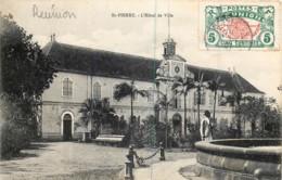 La Réunion - St-Pierre - L' Hôtel De Ville - Reunion