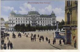 BUCURESTI  HOTEL BULEVARD - Romania