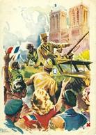 Contribution Souscription Nationale Pour L'érection Du Monument à La Mémoire De Philippe Leclerc - Militaria 39-45 - Guerre 1939-45