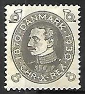 Denmark 1930  Sc#212   8o  MH  2016 Scott Value $22.50 - 1913-47 (Christian X)