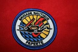 AUTHENTIQUE ECUSSON GENDARMERIE NATIONALE - Police & Gendarmerie