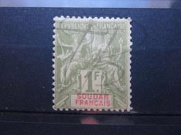 VEND TIMBRE DU SOUDAN N° 15 , NEUF AVEC CHARNIERE !!! - Soedan (1894-1902)